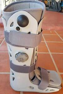 Aircast walking boot - Large size - Excellent Condition Glendenning Blacktown Area Preview