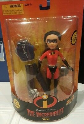 2004 VIOLET PARR Doll~The Incredibles 11