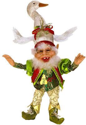 "[Mark Roberts Elves - 7 Swans A Swimming Elf 51-41466 Medium 26"" Figurine</Title]"