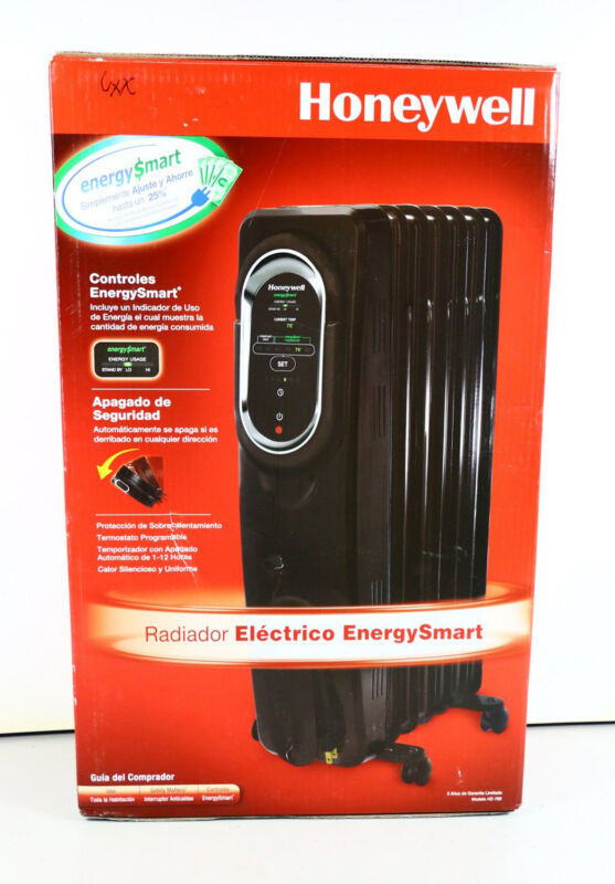 Honeywell Large Room Electric Radiator Heater - Energy Smart HZ-789 (RV B-72)