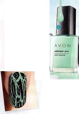 AVON - Nailwear Pro+ Nagellack   Sea Breeze  OVP ()