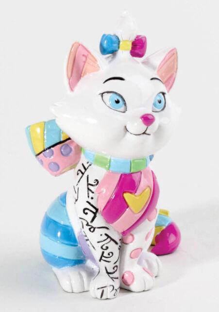Disney Britto 4026294 Marie the Cat Figurine NEW in BOX  16328