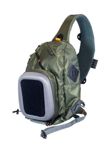 Teton Fly Fishing Sling Pack, Backpack, Wading Pack, Comfortable Tote Bag #1271