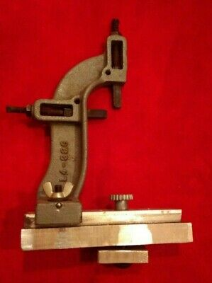 Atlas Craftsman 12 Lathe Follower Rest L4-396 - Wextras