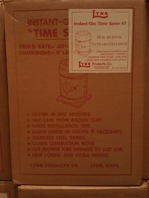 Lynn Ceramic Combustion Chamber Time Saver 7 2300f Furnace Or Small Foundry