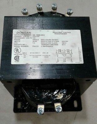 Dongan Transformer 50-1000-053 1.0 Kva 1 Ph 5060 Hz 1040kw A7pr2