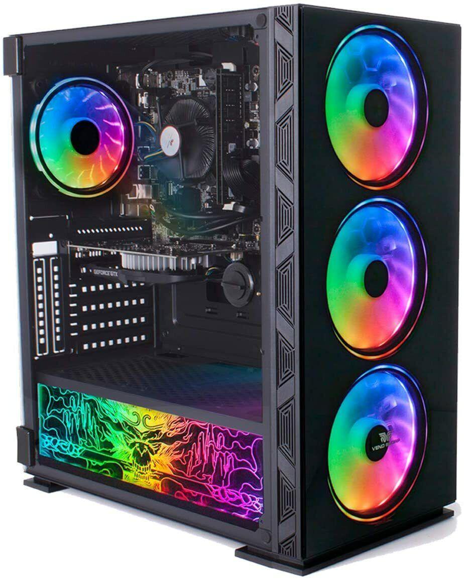 Computer Games - FAST Intel Core i5 Gaming PC Computer 8GB RAM 1TB HDD Windows 10 GT 710 2GB