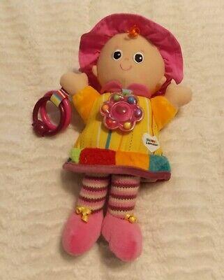 Lamaze My Friend Emily Sensory Development Plush Baby Doll Perfect Condition
