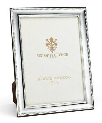 Cornice Portafoto Celeste legno 23x28 cm FOTO 20x15 cm