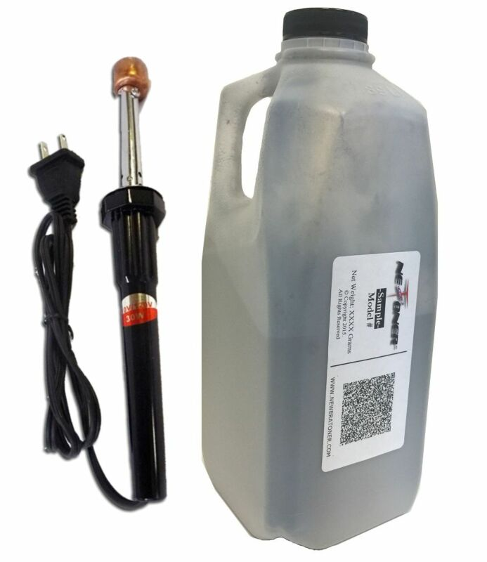 (1kg) Toner Refill for Pantum (PB-210) P2501 P2502W P2503 P2505 P2500W + Tool