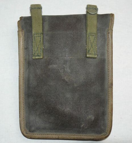 Soviet Russian Bag Military Army USSR Sergeant's Tablet Pad Map 1950's 2