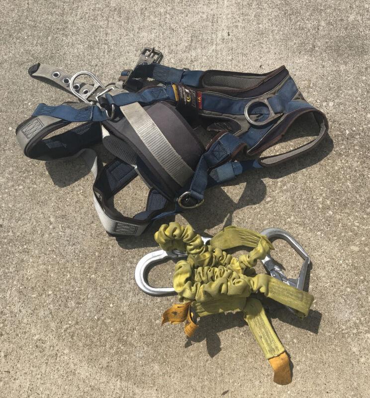 DBI SALA ExoFit NEX Safety Body Harness - XL with Extras