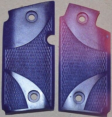- Sig Sauer P238 Pistol grips checker color change purple to pink at 86 Degrees F