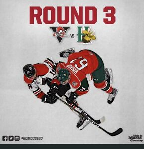 Moosehead round 3 tickets lower bowl