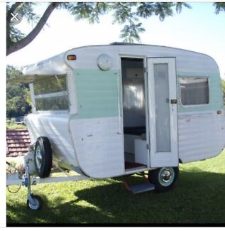 WANTED - Vintage caravan 10ft Ellenbrook Swan Area Preview