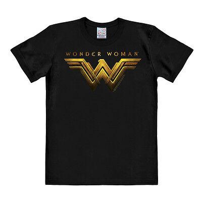 Film: DC Comics: Heldin: Wonder Woman - Movie Logo - Easyfit T-Shirt - LOGOSHIRT