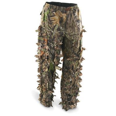 5f88346a92a85 NEW Scent Blocker Mens 3D RealLeaf Hunting Pant Mossy Oak Break-Up Size: 3XL