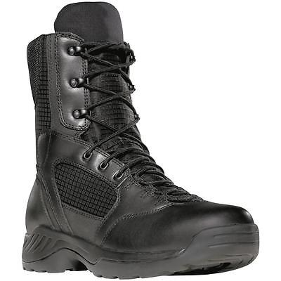 NEW Danner Kinetic Black  Boots, 8