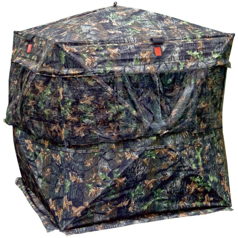 Hunters View Hunters Den Hunting Ground Blind