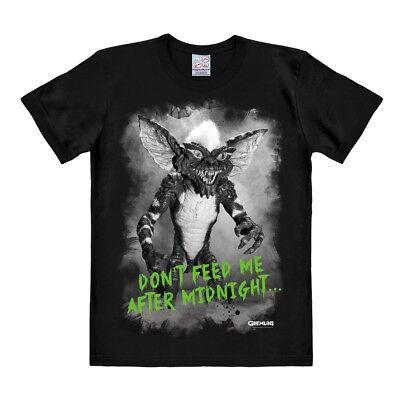 LOGOSHIRT - Film - Monster - Gremlins - After Midnight - T-Shirt - schwarz