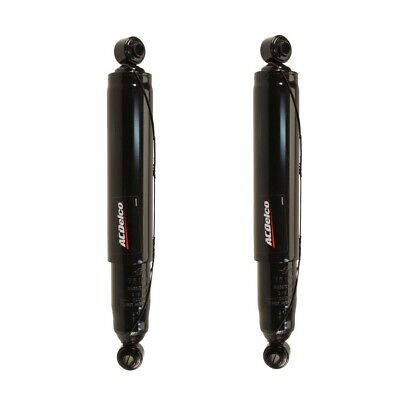 Pair Set of 2 Rear Shock Absorbers ACDelco For Chevy Suburban 1500 Tahoe Yukon