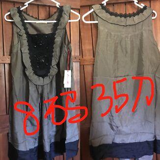 Alanna Hills shift dress sz6,8
