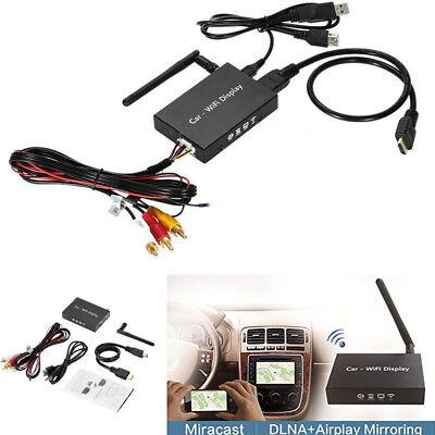 Usado, Universal WiFi Display Mirror Link Converter Box ISO Android to Car Video Player comprar usado  Enviando para Brazil
