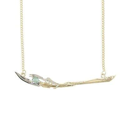 Marvel Avengers Endgame Loki Scepter Necklace (NEW) - Avengers Jewelry