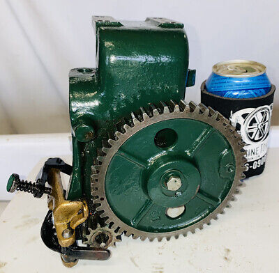 1-12 Hp Fairbanks Morse Z Governor Bracket Cam Gear Throttle Hit Miss Engine
