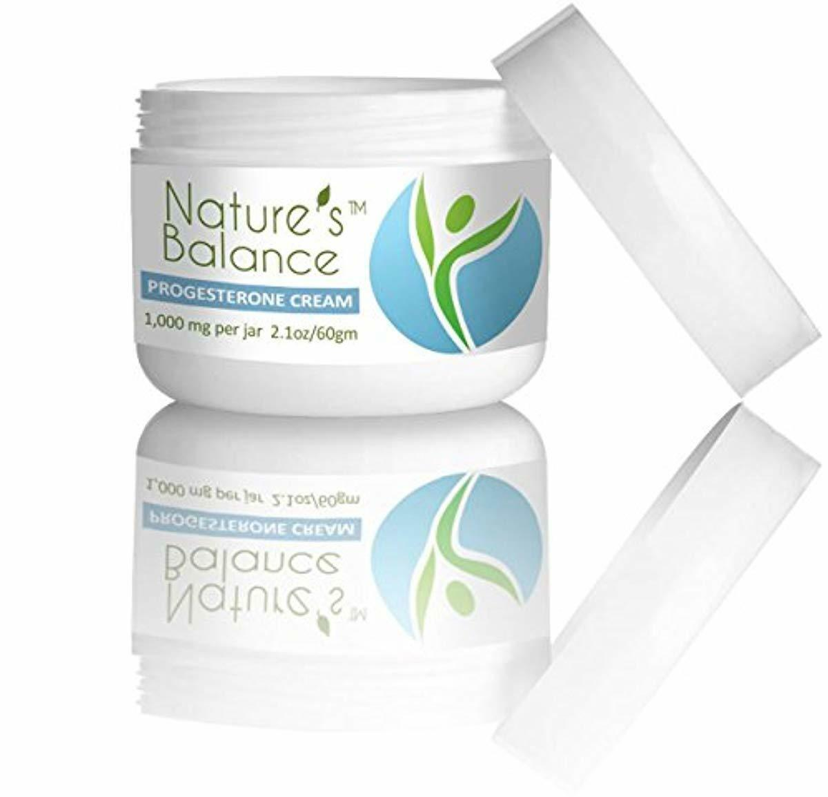 Bio-identical Progesterone Cream Made with all Natural Ingre