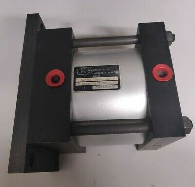 Pneumatic Air Cylinder 250 Psi 5 Bore 2 Stroke