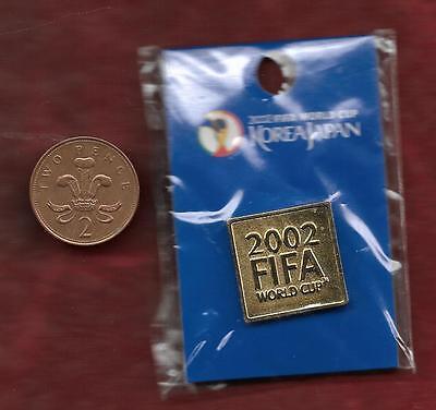 South Korea 2002 World Cup pin badge