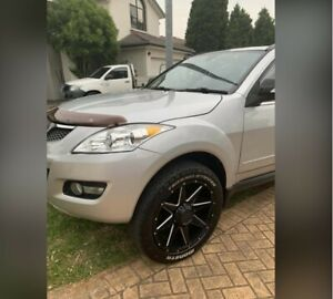 2012 Great Wall X200 (4x4) 5 Sp Automatic 4d Wagon