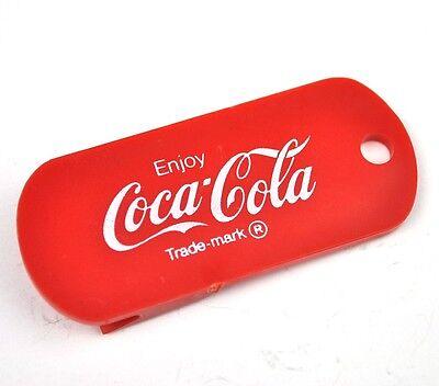 Coca-Cola Coke Ee.uu. Llavero Mini Abrebotellas Abrelatas Abridor de Botella