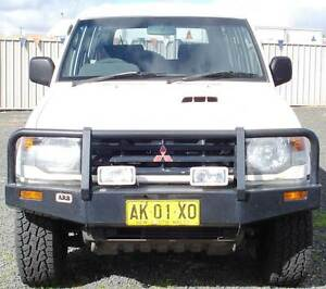 1998 Mitsubishi Pajero Wagon Armidale Armidale City Preview