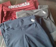 Abercrombie Girls Yoga Pants