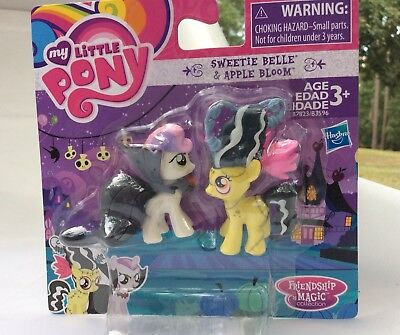 My Little Pony Friendship Is Magic Halloween (My Little Pony Friendship is Magic Collection Sweetie Belle &Apple Bloom)