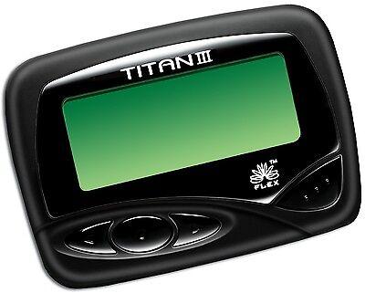Sun Telecom Titan 3 Alpha-Numeric Pager