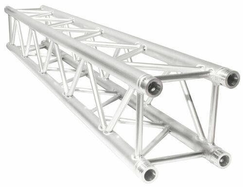 Fit Global Truss F34 6.56FT (2 METERS) STRAIGHT SQUARE ALUMINUM TRUSS