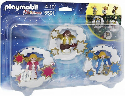 Playmobil Christmas 5591 Angel Ornaments