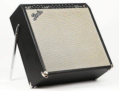 1967 Fender Super Reverb Amp Vintage Electric Guitar Combo Deluxe Tube Amplifier