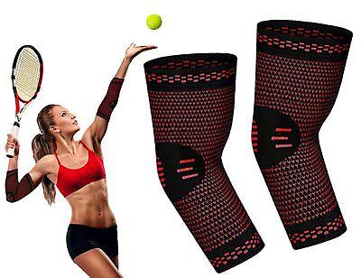 Elbow Brace By RIMSports Best Tennis Elbow Braces Premium Elbow Sleeve