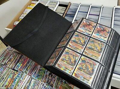 Pokemon Tcg 1000   Card Bulk Lot Guaranteed Many Ex   Gx  Full Art And Mega Ex