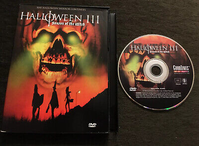 Movies Like Halloween 3 (Halloween 3: Season of the Witch (DVD, 1998) **LIKE)