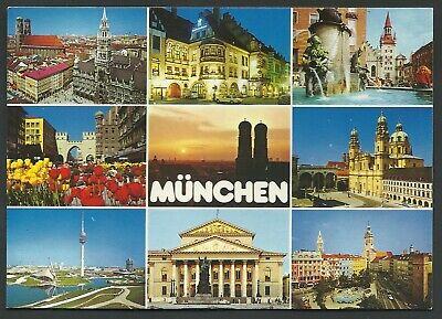 Ak München Karte mit der Nummer 6073 ca. 1975