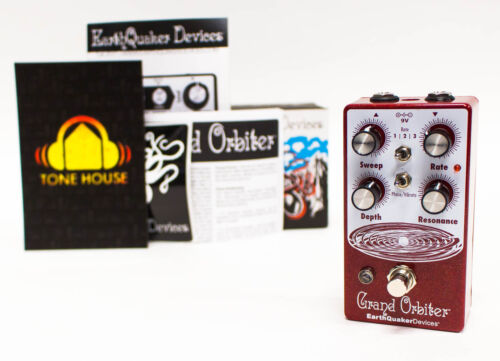 EarthQuaker Devices Grand Orbiter V3 Phase Effects Guitar Effect Pedal NEW