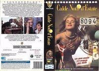 Calde Notti D'estate (1993) Vhs Ex Noleggio -  - ebay.it