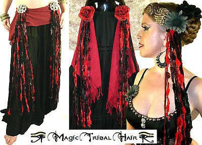 - Gothic Bauchtanz Kostüme