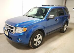 2012 Ford Escape XLT|Low Km's|Rmt Start|Pwr Seat|Local|Clean