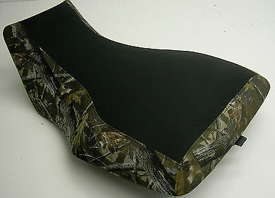 yamaha grizzly  camo seat cover